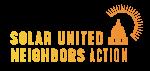 Solar United Neighbors Action - semi-stacked logo