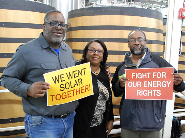 Businesses can go solar too!